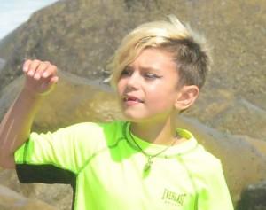 Гвен Стефани и Гэвин Россдейл разрешают своему сыну краситься